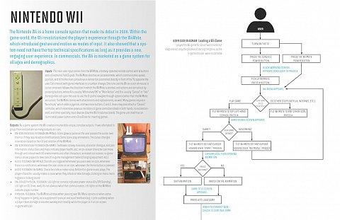 Nintendo Wii User Case Diagram